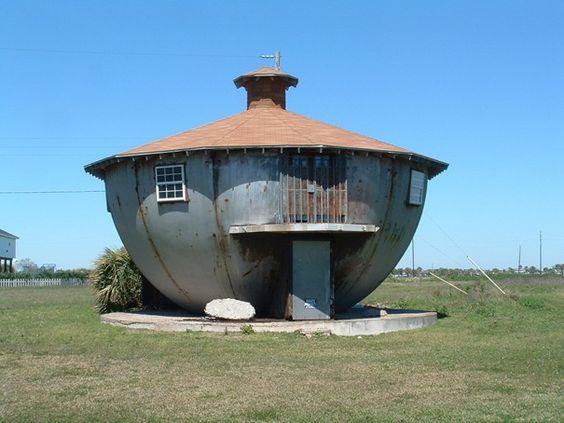 Kettle House in Texas