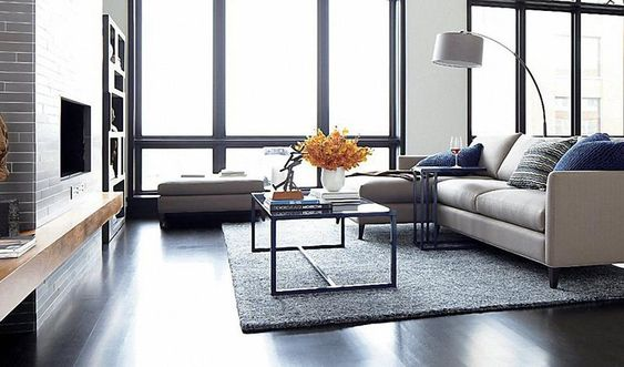 22 Living Room Designs With Sectionals-6
