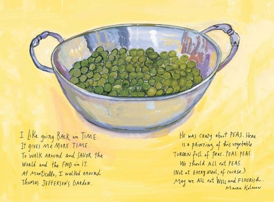 """the gogglette: """"Food Rules""""... a book by Michael Pollan, illustrated by Maira Kalman"""