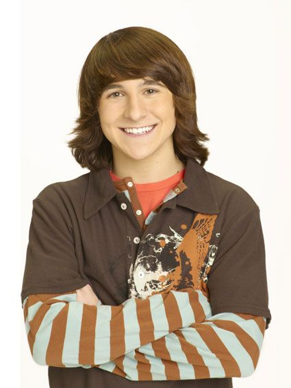 Oliver on hannah montana naked consider, that