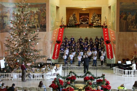 Hear Dragon choir perform holiday concert - Duniway Middle ...