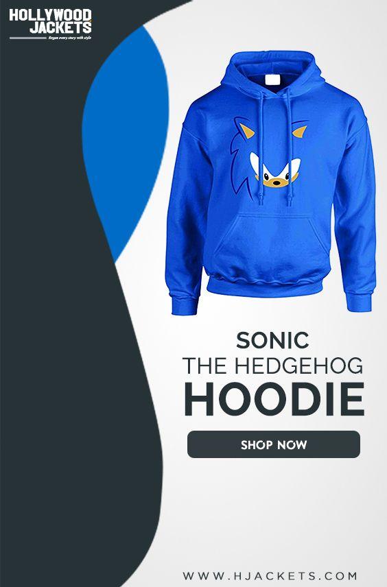 Sonic The Hedgehog Ben Schwartz Hoodie Hoodies Shop Hoodies Jacket Shop