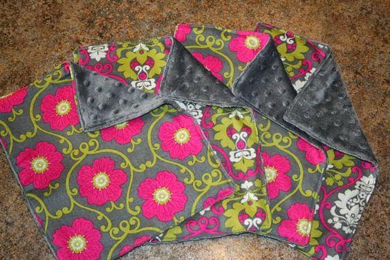 baby burp cloth tutorial 5