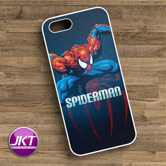 Spiderman Phone Case for iPhone, Samsung, HTC, LG, Sony, ASUS, Xiaomi Brand #Spiderman #Superhero #marvel #civilwar #peterparker