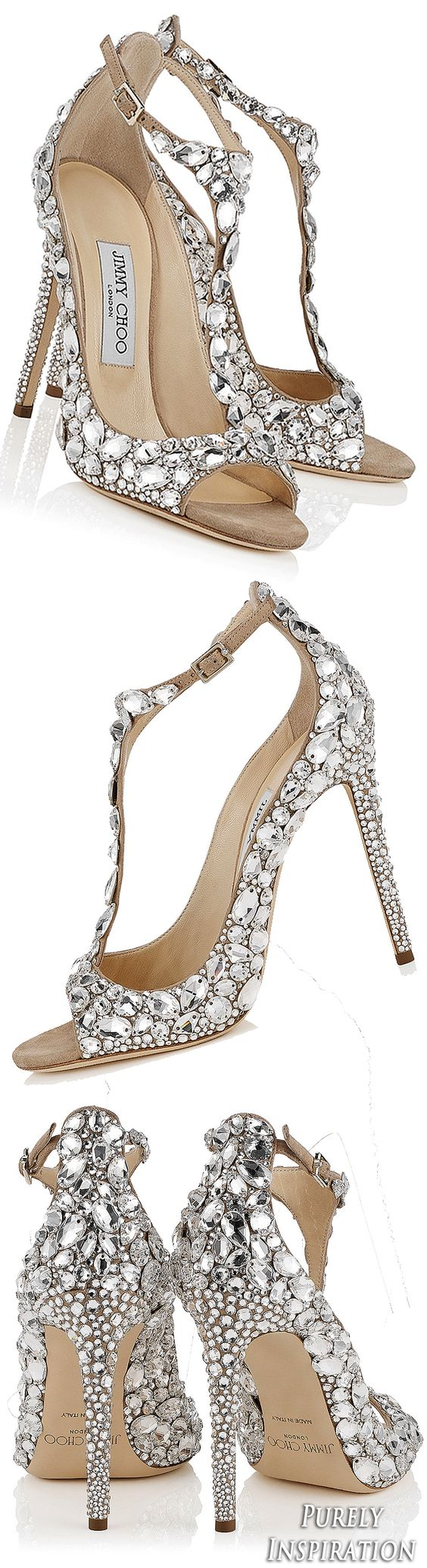 Jimmy Choo Rox 110 Bridal Collection | Purely Inspiration