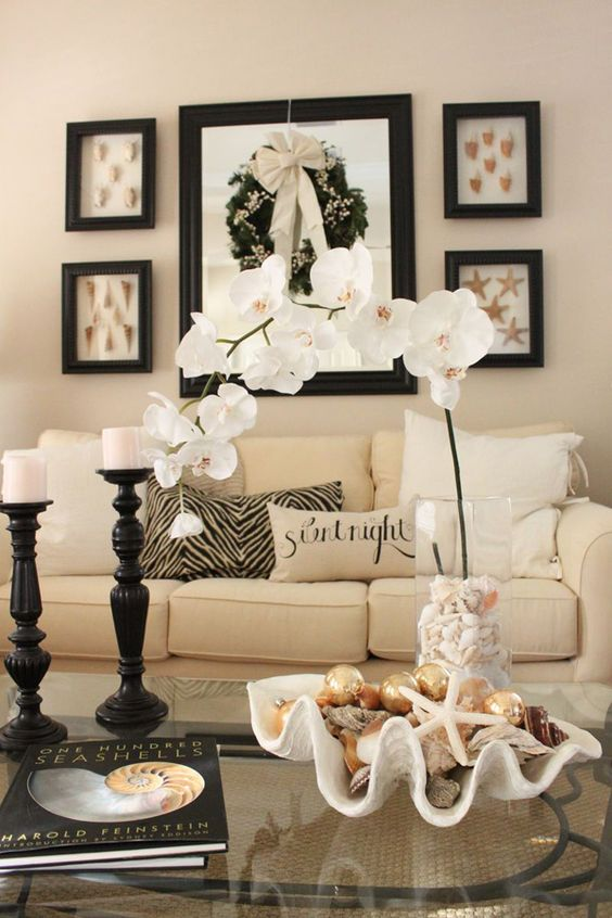 55 Decorating Ideas for Living Rooms | Cuded: