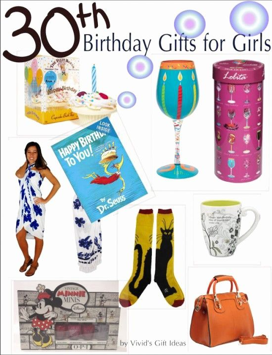 Gift Ideas For Women 30