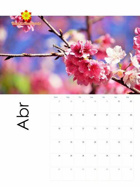 BlogGEuRecomendo.Simples assim.: Abril, mês das paixões.