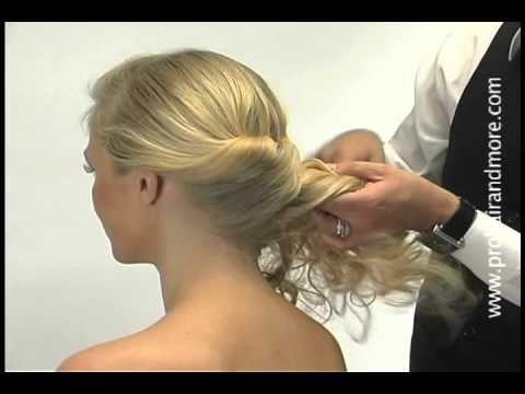 C mo hacer un elegante peinado paso a paso en poco tiempo - Como realizar peinados ...