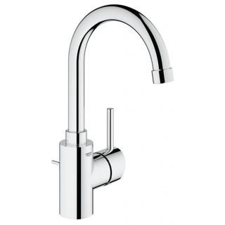 Grohe Starlight Chrome Eurostyle Cosmopolitan OHM Smooth Body Bathroom Faucet | Overstock.com Shopping - The Best Deals on Bathroom Faucets