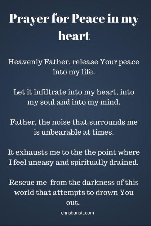 Prayer: For Better Relationships - Pray peace relationship