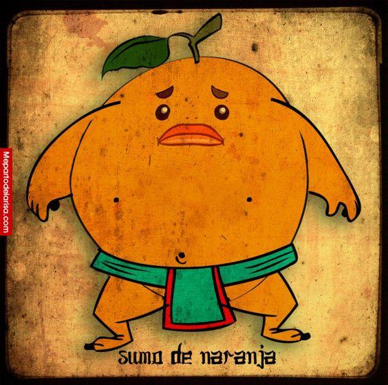 Sumo de naranja