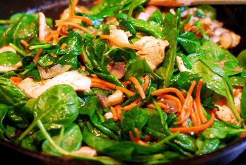 Protein, Stir fry and nom nom Paleo on Pinterest