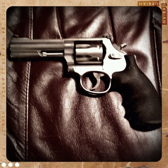 Our 357 magnum Smith & Wesson