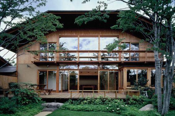 竜王の家|横内敏人建築設計事務所