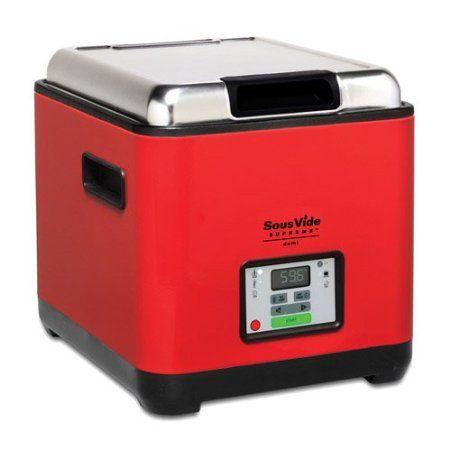 Amazon.com: SousVide Supreme Demi Sous Vide Water Oven: Kitchen & Dining
