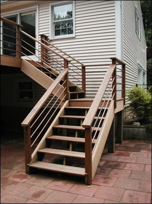 more deck steps decks deck stairs stairs railings railing ideas deck