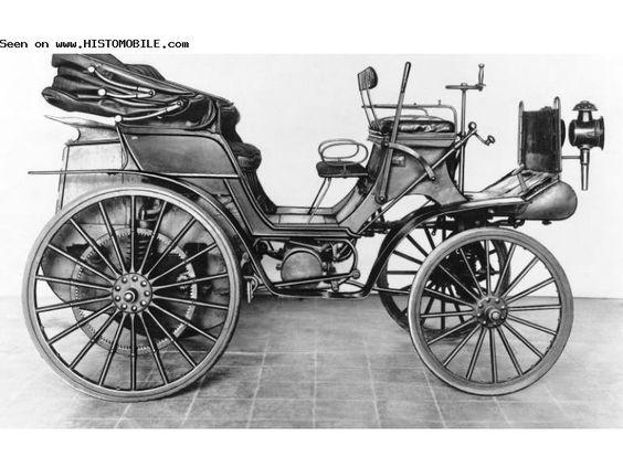 Daimler Riemenwagen (1895-1899)