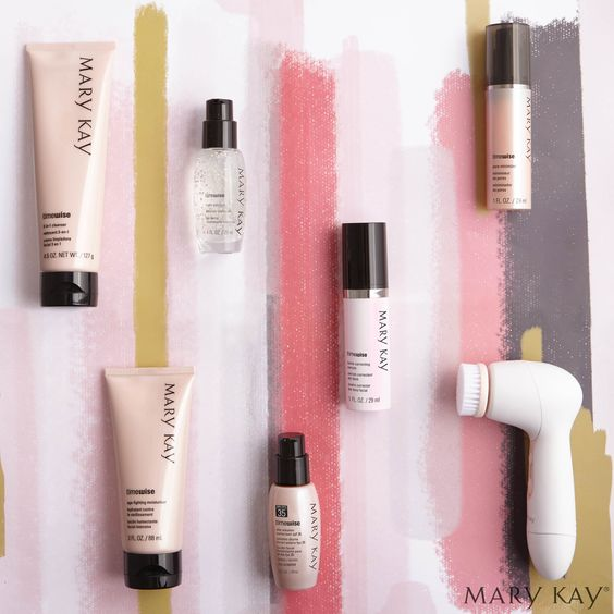 Create the perfect canvas for a flawless face with these amazing Mary Kay faves!