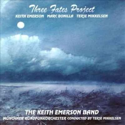 Keith Band Emerson - Three Fates Project, White