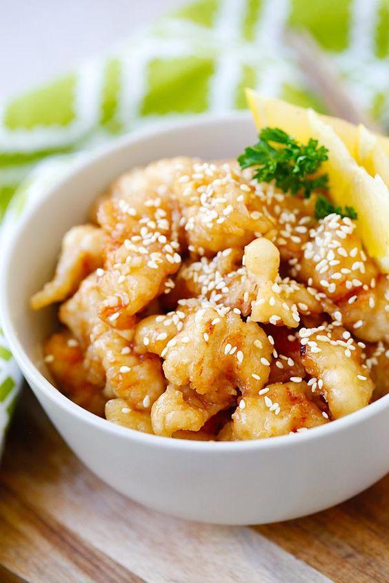 lemon chicken recipe chicken lemon chicken recipes week diet lemon ...