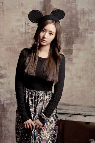 ♥ Bae Woo Hee - Dal★Shabet ♥