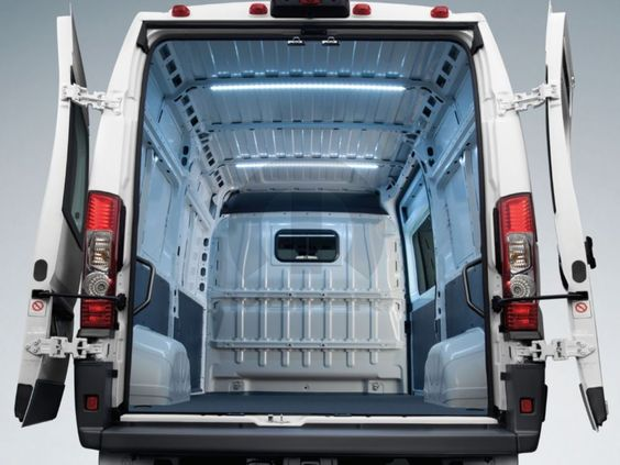 Details About 2015 2017 Dodge Promaster City Cargo Area