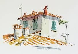 Image result for watercolour and sketching