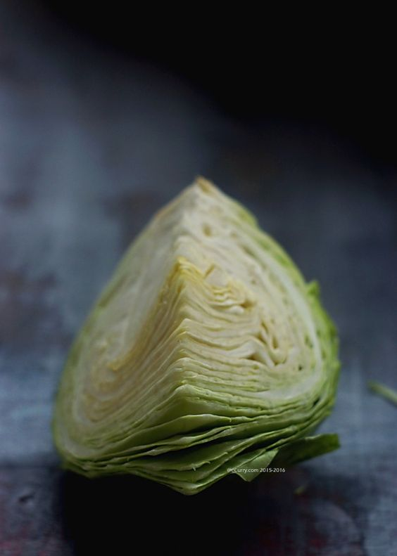 Cabbage | eCurry - Soma.R - Soma Rathore