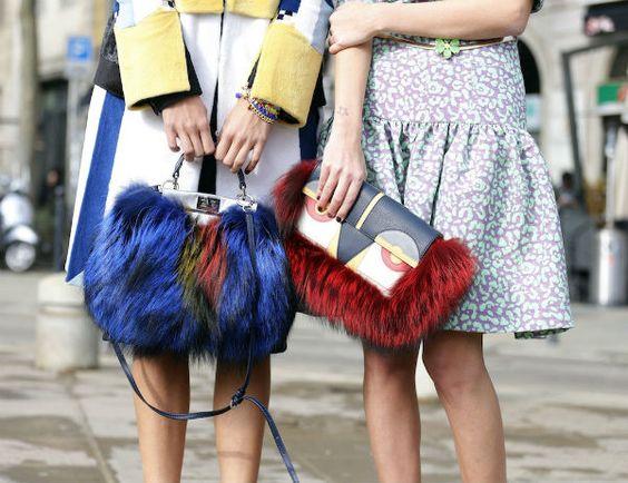 La tendencia furry llega a tus accesorios.: