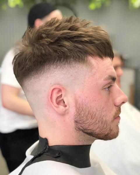 Pin Em Mens Professional Hairstyles