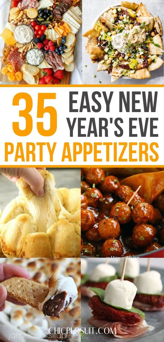 35 Easy Party Appetizers To Ring In New Year S Eve 2020 Are You After Easy Party Appetizers Cana Appetizers For Party Party Appetizers Easy Honey Appetizers