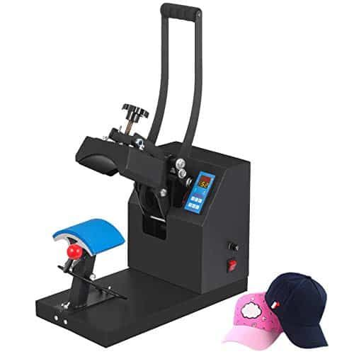 Ultimate Guide To The Best Hat Heat Press Machines 2020 Reviews Best Heat Press Machine Heat Press Machine Press Machine