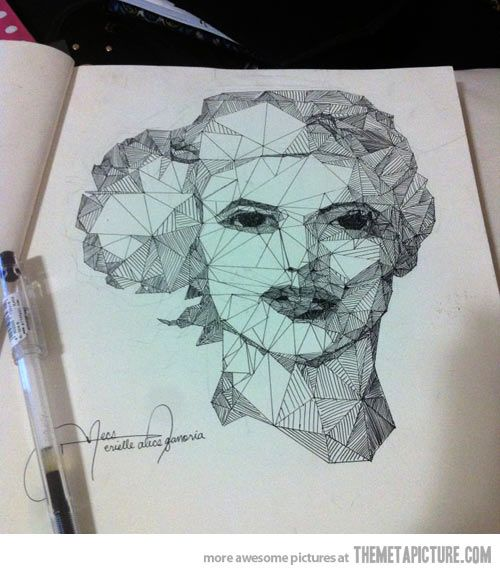 Drawing Ideas With Lines: Pinterest €� The World's Catalog Of Ideas