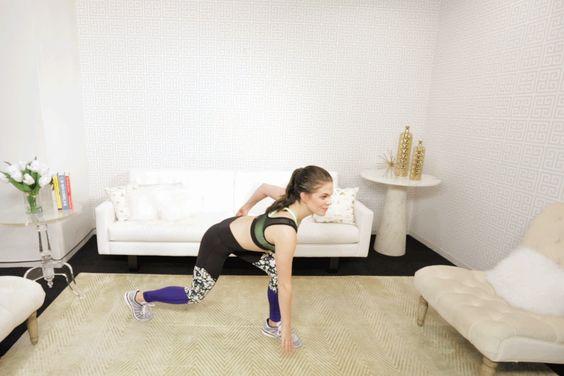 Turbine o metabolismo: 5 exercícios para quem comeu muito no dia anterior