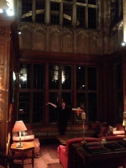 Antiguo palacete de caza se convirtió en un castillo por personal - Opiniones sobre Bovey Castle Hotel, North Bovey, Inglaterra - Comentario...