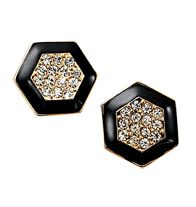 FOREVER selected by Paula Abdul Deco Button Earrings Sale $5.99. Available at http://laurelfranklin-laurie.avonrepresentative.com