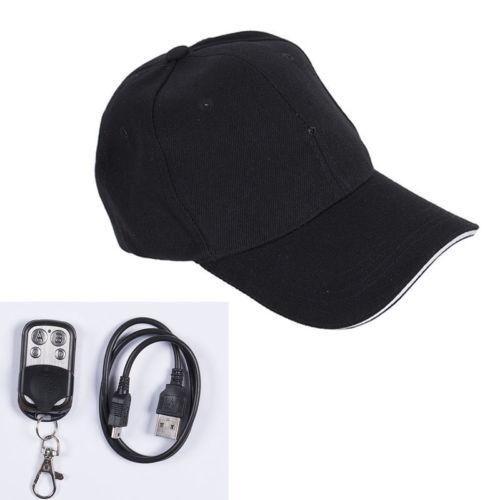 1080p Spy Hd Hidden Camera Hat Covert Video Recorder Wireless Control Hat Cap Us Hidden Camera Covert Spy Camera