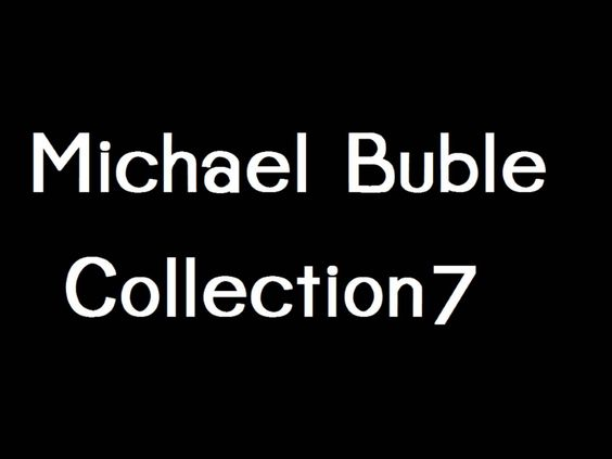 Michael Buble collection7