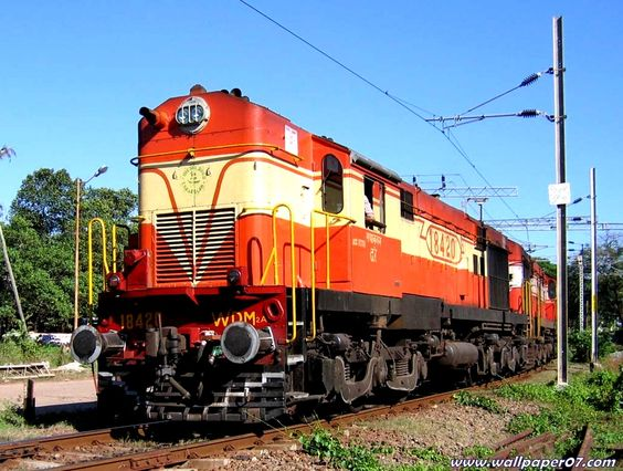 Indian Trains Hd Wallpapers Wallpaper | Trains, All Sorts ...