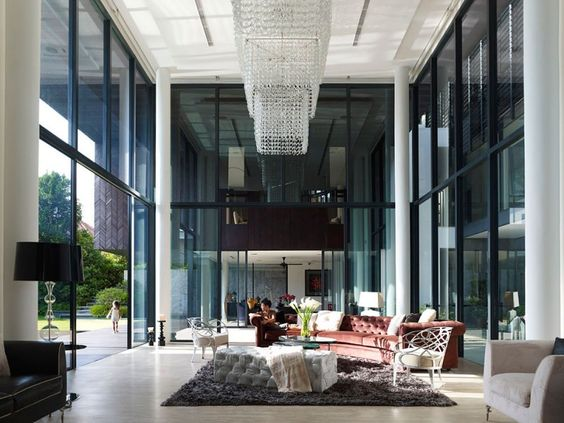Queen Astrid Park by Aamer Architects | HomeDSGN
