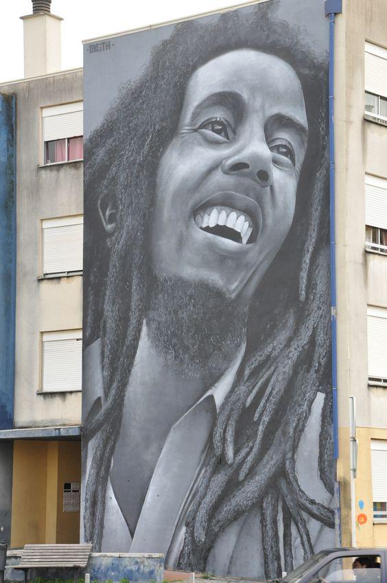 Street Art, Arte Urbana, Graffiti, O Bairro i o Mundo, Quinta do Mocho, Sacavém, Loures, Odeith.
