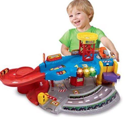 Vtech Go Go Smart Wheels Garage Mercari Race Car Birthday Party Toys Playset