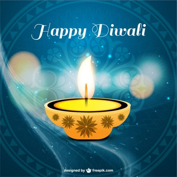 happy diwali text 2019