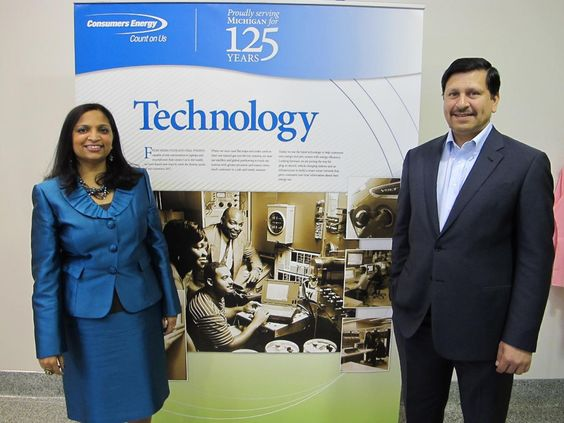 HCL Technologies and Consumers Energy Agreement Brings New Technology Center to Michigan | www.hcltech.com