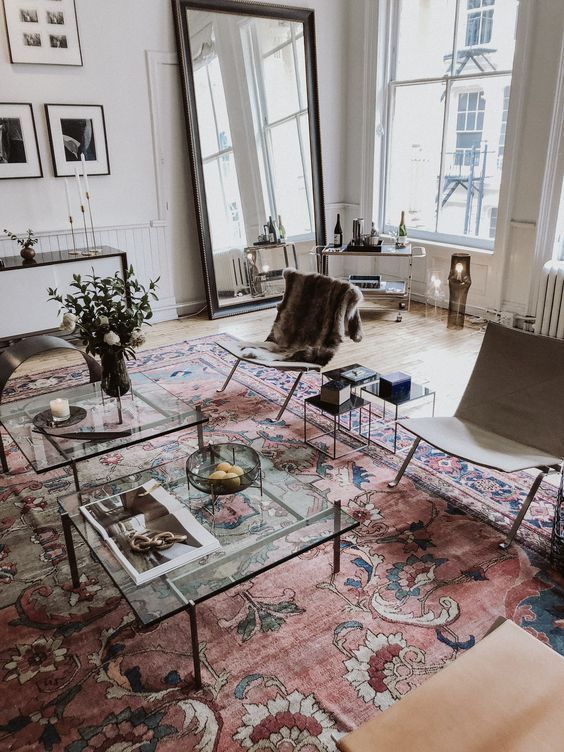 Modern Rugs Transforming Your Home Living Room Alive Home