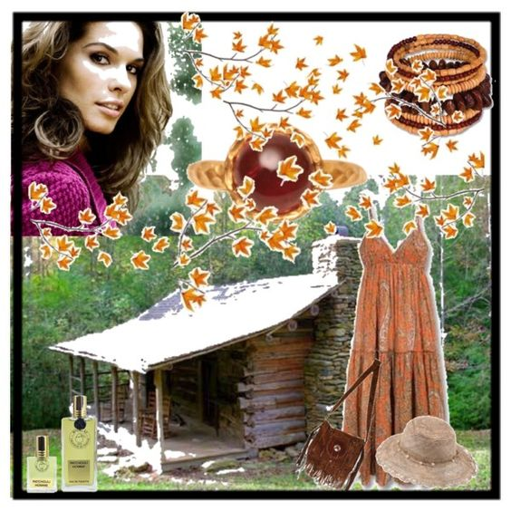 In The Mountains... by mtnglo on Polyvore