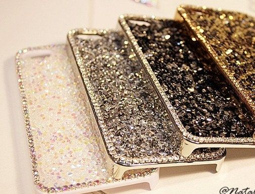 IPhone Case Bling: