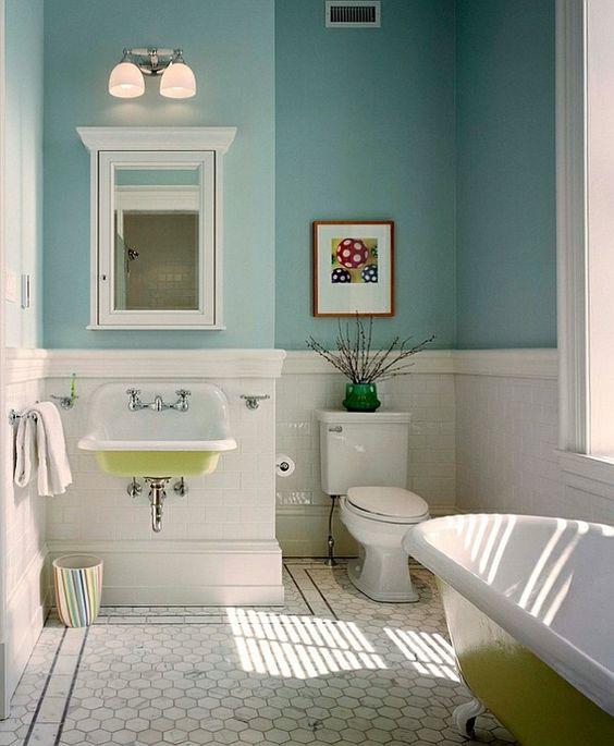 farbige badewannen ideen für moderne badezimmer | main floor, Hause ideen