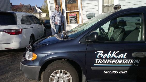 BobKat Transportation LLC Head Quarters 87 Morning St. Portsmouth NH 03801 United States https://www.bobkattransport.com/airporttaxi.html